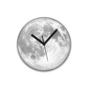 Moon Wall Clock - ApolloBox