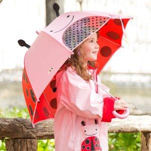 $14.99 Skip Hop Zoo Umbrella, Ladybug