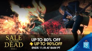 Up to 75% Off and 85% Off for PSN+ PSN Sale of the Dead Week 2