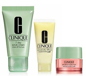 Receive 3 Deluxe Samples with Your  $39.5 Clinique Purchase @ Nordstrom