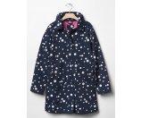 Dotty hoodie mac jacket | Gap