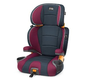 $69.99Chicco KidFit Zip 2-In-1 Belt Positioning Booster Car Seat  Amethyst