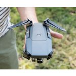 DJI - Mavic Pro Quadcopter with Remote Controller - Gray