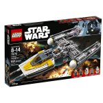 LEGO Star Wars Y-Wing Starfighter 75172 Building Kit (691 Pieces)