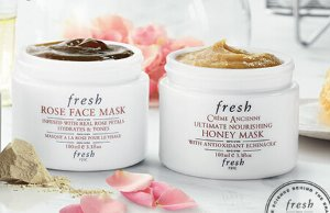 2 Free Deluxe Mask Sampleswith $100 purchase @ Fresh
