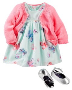 Up to 60% Off + 25% off $40+!Free Shipping with Baby Clothes All-American Baby Sale @ OshKosh.com