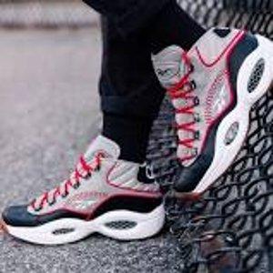 Reebok Question Mid Basketball Shoes