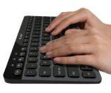Logitech K810 Bluetooth Illuminated Wireless Keyboard for PCs, Tablets, Smartphones