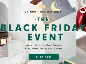 Up to 83% Off The Black Friday Event @ Hautelook