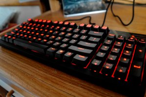 $68.00 CM Storm QuickFire TK - Compact Mechanical Gaming Keyboard
