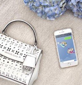 Up to 30% Off MICHAEL Michael Kors Women Handbags Sale @ Bloomingdales