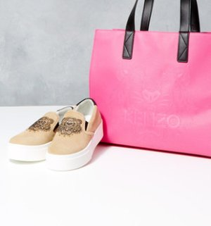 From $89 Kenzo & More Designer Shoes & Accessories @ Gilt