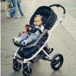 Britax Affinity Stroller, Silver/Black