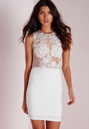 $55.8 MISSGUIDED Floral Body-Con Dress On Sale @ Nordstrom