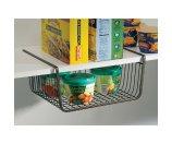 InterDesign York Lyra Under the Shelf Basket - Walmart.com