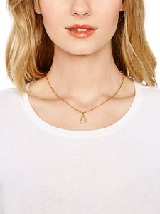 Extra 25% Off Necklace Sale Style @ kate spade