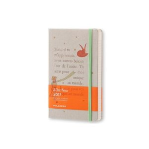 Moleskine 2017 Le Petit Prince Daily Large Planner, Hard Cover, 5 x 8.25 in. | Jet.com