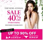 40% Off Sale @ Aimer