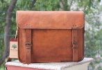 Rustic Town Handmade Leather Vintage Messenger Bag