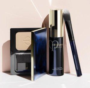 Extra 10% Off + One Free Sample Clé de Peau Beauté Beauty Purchase @ Saks Fifth Avenue
