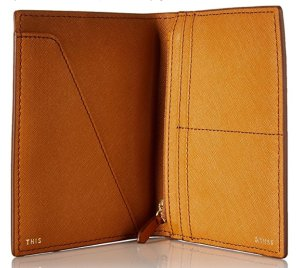 $22.95 Fossil Rfid Passport Case 1 Wallet