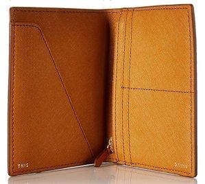 $22.95 Fossil Rfid Passport Case 1 Wallet