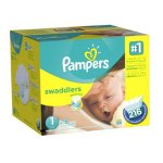 Pampers Diapers @ Amazon