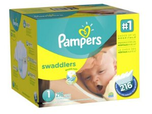 $1.5 Off + Extra 20% OffPampers Diapers @ Amazon