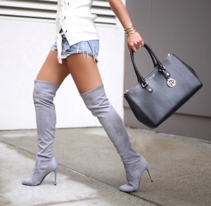 $101.9 Charles by Charles David 'Lyssa' Over the Knee Boot @ Nordstrom