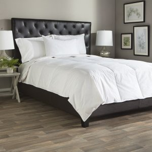 CozyClouds by DownLinens All Season White Down Comforter - 16176877 - Overstock.com Shopping - Great Deals on Cozy Clouds Down Comforters