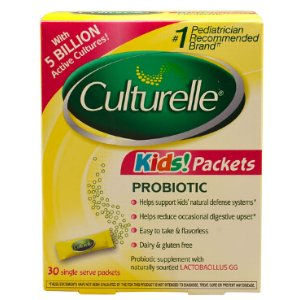 I-Health Culturelle® Probiotics for Kids -- 5 billion - 30 Packets