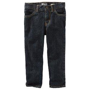 Kid Boy Straight Jeans - River Dark | OshKosh.com