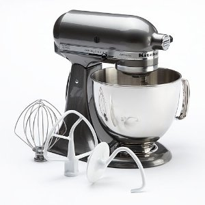 $244.99 + $30 Rebate + $40 Kohl's Cash KitchenAid KSM150PS Artisan 5-qt. Stand Mixer