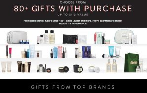 Gifts with Beauty Purchase @ Nordstrom