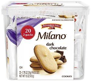 Pepperidge Farm Milano Cookie Tub, 15 Ounce