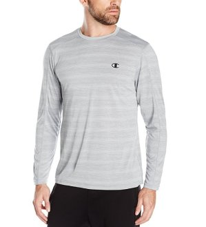 $9.58Champion Men's Vapor Heather Long Sleeve Tee