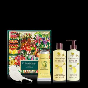 Citron, Honey & Coriander Deluxe Gift Set
