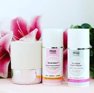 10% Off Mama Mio Pregnancy Skincare @ lookfantastic.com (US & CA)