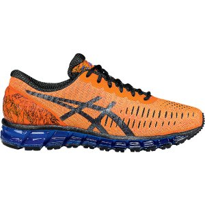 GEL-Quantum 360 | Men | Hot Orange/Black/Blue