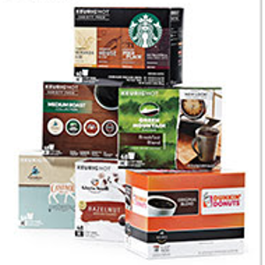 Keurig® Flavored Coffee 40-48-pk. Variety Pack K-Cups® | Bon-Ton