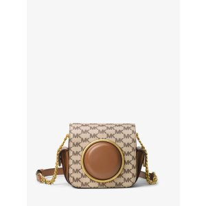 Scout Medium Heritage Logo Camera Bag by Michael Kors | Spring - Free Shipping. On Everything