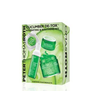 CUCUMBER DE-TOX™ HYDRATING AND SOOTHING KIT - Peter Thomas Roth Clinical Skin Care