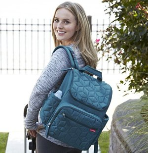 Lowest price! $49( reg $70) Skip Hop Baby Forma Pack and Go Diaper Bag Backpack