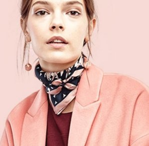 Extra 50% Off + Free Shipping Autumn Rose Apparel @ Ann Taylor