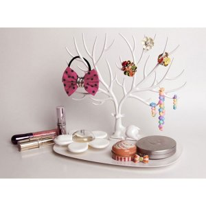 Jewelry Display Tower, EplayTek® Bracelet Holder Jewelry Rack Necklace Rack for Home Use ABS Material Deer Tree