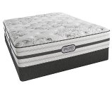 Simmons Beautyrest Platinum Toffee Luxury Firm Mattress