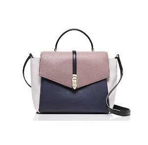 Up to 40% Off + Extra 30% Off Color Block Hangbags @ kate spade