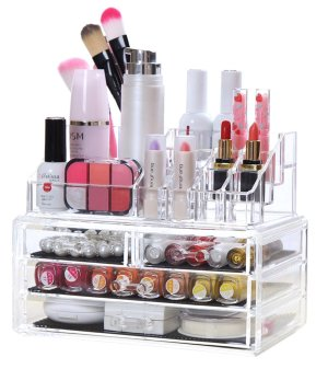 Cosmetic Storage Display Makeup Organizer