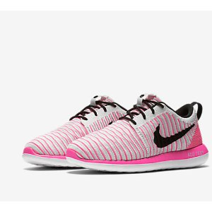 Nike Roshe Two Flyknit (3.5y-7y) Big Kids' Shoe