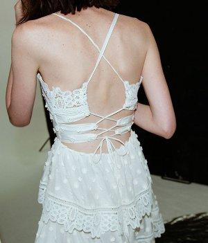 Self Portrait Ivy Lace Dress